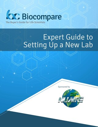 [ebook] Expert Guide to Setting Up a New Lab