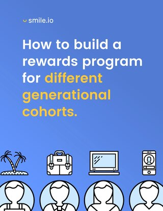How to Build Rewards Programs for Different Generational Cohorts