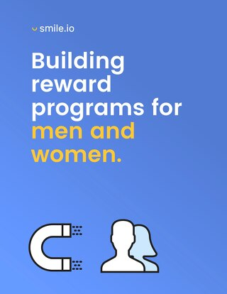 How to Build Rewards Programs for Men and Women