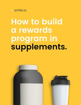 How to Build a Rewards Program in Supplements