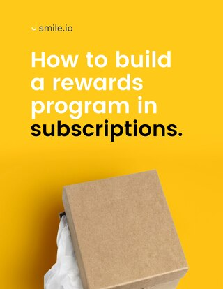 How to Build a Rewards Program in Subscriptions