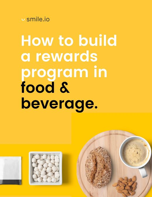 How to Build a Rewards Program in Food and Beverage