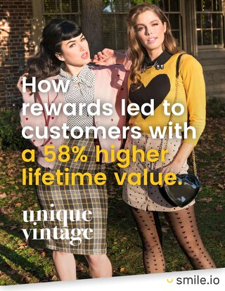 How rewards led to customers with a 58% higher lifetime value -Unique Vintage