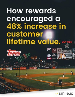 How rewards encouraged a 48% increase in customer lifetime value - Topps