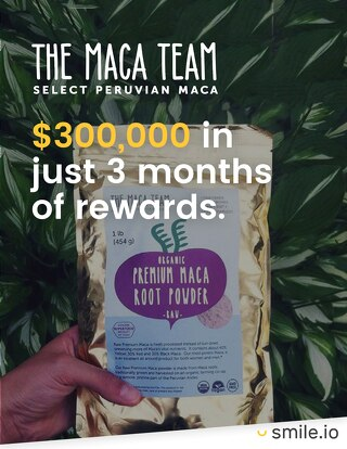 $300,000 in just 3 months of rewards - The Maca Team
