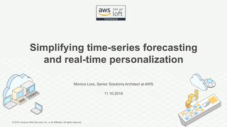 AI&ML Day - Forecast and Personalize