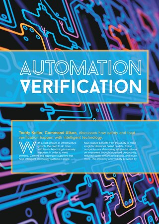"""Automation Verification,"" Featured in World Cement Magazine"