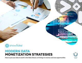 Modern Data Monetization Strategies