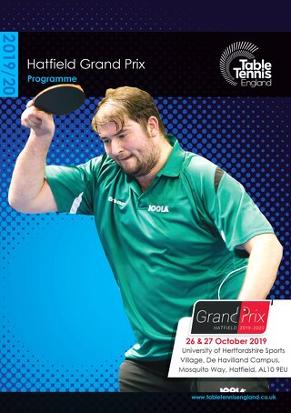 Hatfield Grand Prix 2019-20