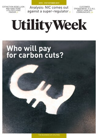 Utility Week 25th October 2019