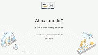 Alexa and IoT