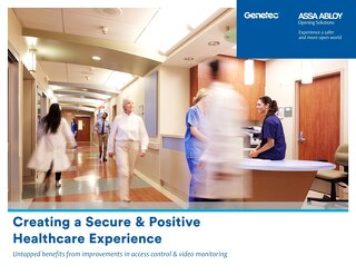 Creating a secure & positive healthcare experience