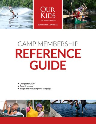 Our Kids Camp Membership Reference Guide