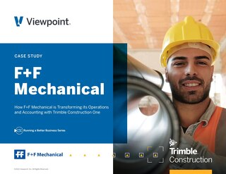 F+F Mechanical Switches to Viewpoint to Achieve Total Project Control