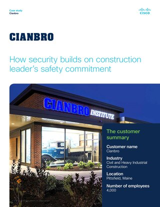 Cianbro Customer Story