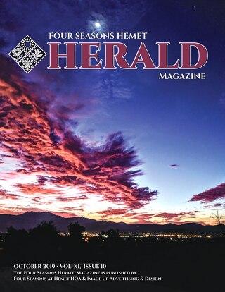 Hemet Herald, October 2019