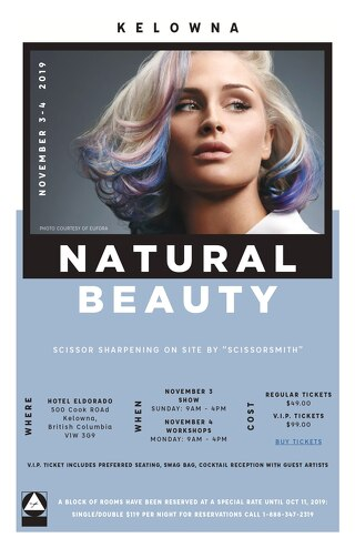 Natural Beauty 2019 Brochure