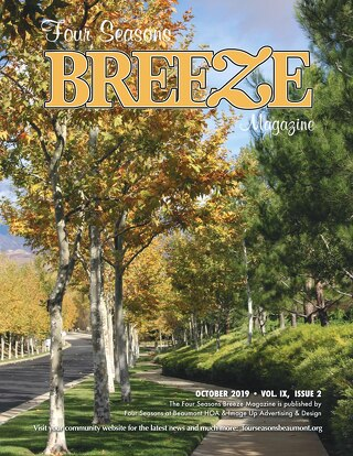Four Seasons Breeze October 2019