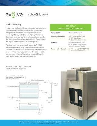 Evolve Omnicell Data Sheet