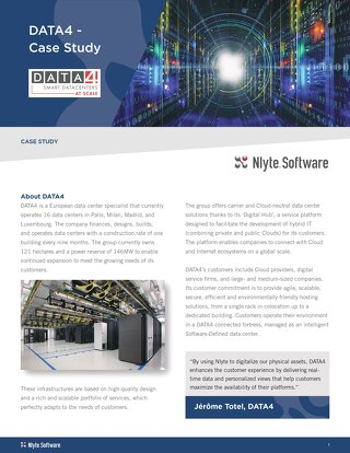 Data4 Colocation Case Study