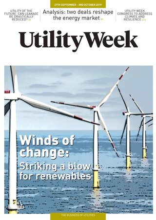 Utility Week 27th Sept 2019