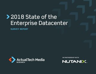 State of the Enterprise Data Center