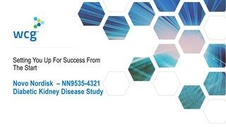 Diabetic Kidney Disease: NN9535-4321 Study