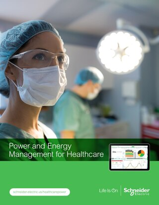 EcoStruxure Power for Healthcare Brochure