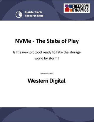 NVMe - The State of Play Report