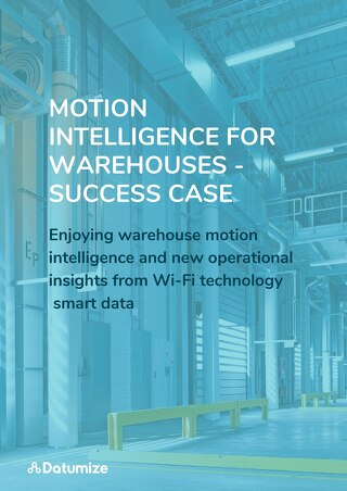 Motion Intelligence for Warehouses – Success Case
