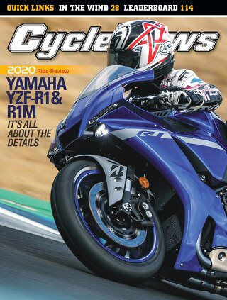 Cycle News 2019 Issue 39 October 1
