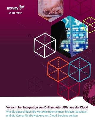 Vorsicht bei Integration von Drittanbieter APIs aus der Cloud