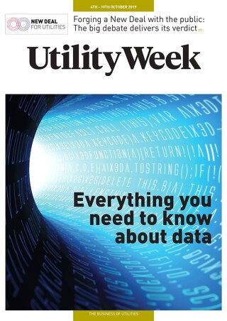 Utility Week 4th October 2019