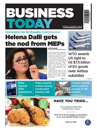BUSINESS TODAY 3 October 2019