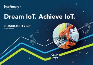 E-book on Cumulocity IoT