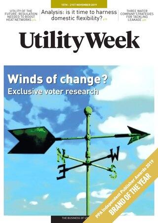 Utility Week 15th November 2019