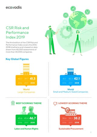 CSR Risk and Performance Index 2019 [Infographic]