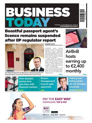 BUSINESSTODAY 14 November 2019