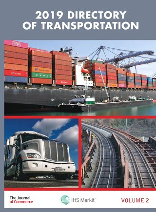 The Directory of Transportation Volume 2, 2019