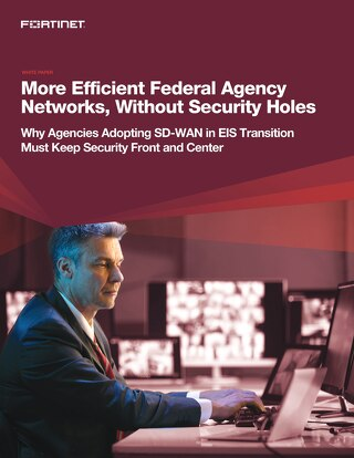 More Efficient Federal Agency Networks, Without Security Holes: Why Agencies Adopting SD-WAN in EIS Transition Must Keep Security Front and