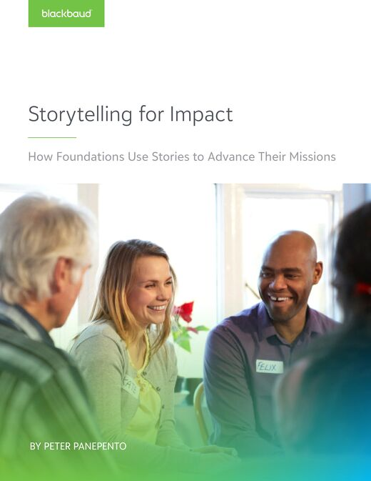 Guide to Storytelling for Impact