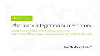 Pharmacy Integration Success Story