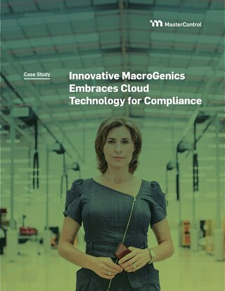 Innovative MacroGenics Embraces Cloud Technology for Compliance