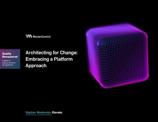 Architecting for Change: Embracing a Platform Approach