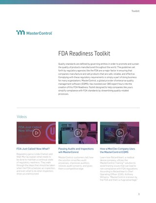 11 Free Resources to Boost Your FDA Readiness