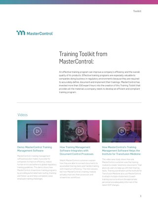 Free Resources to Boost Your Training Management System