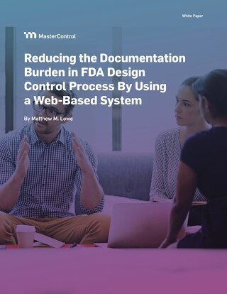 Reducing the Documentation Burden in FDA Design Control