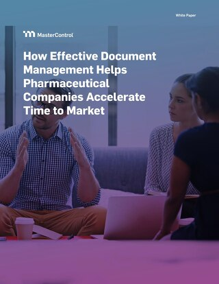 How Effective Document Management Helps Pharmaceutical Companies Accelerate Time to Market