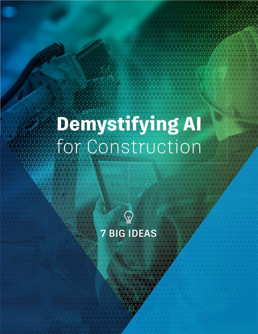 Demystifying AI for Construction