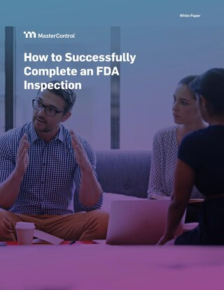 How to Successfully Complete an FDA Inspection